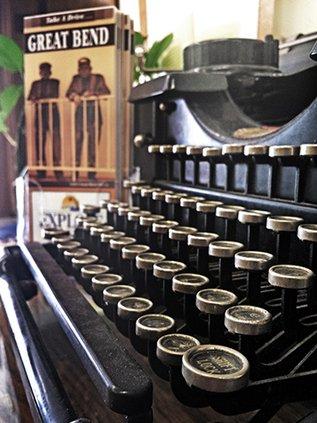 Typewriter-Great Bend
