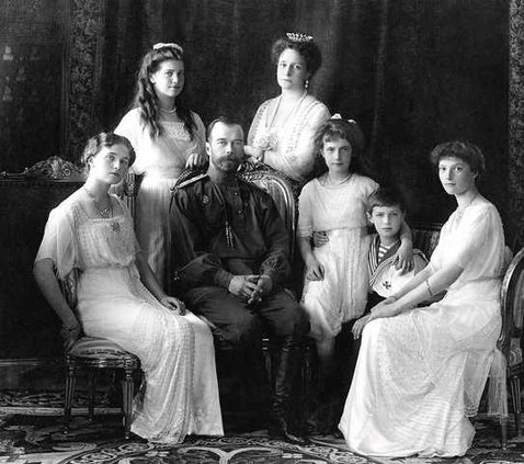 otm vlc Romanov-family-portrait