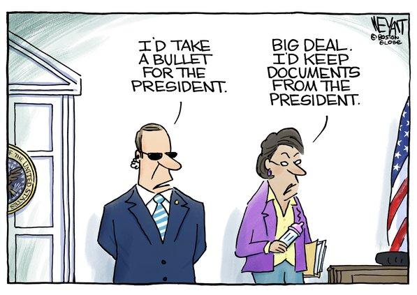 For the president