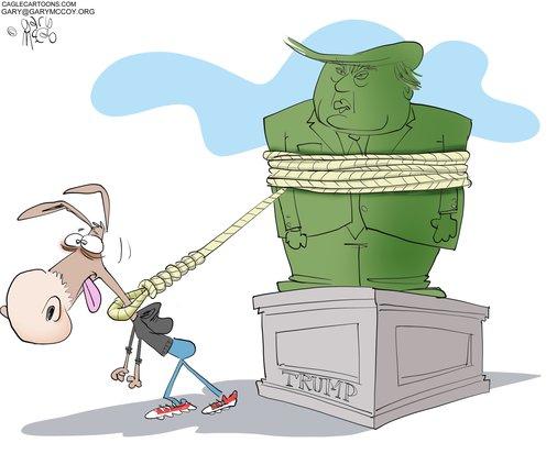 Dems Hung On Trump