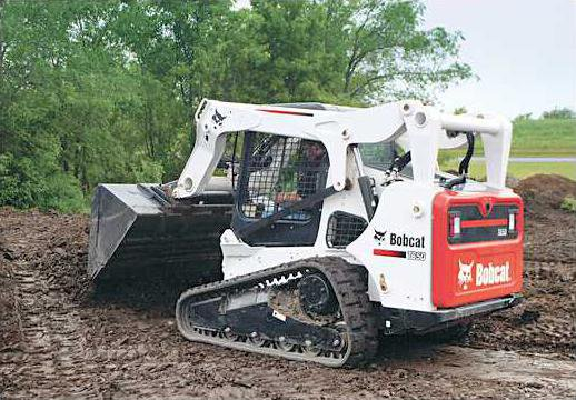 new deh county commission track loader pic