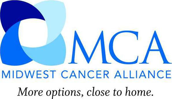 MCA logo with partnership statement