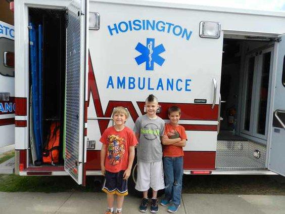 new vlc hoisington ambulance pic