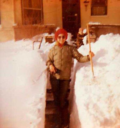 Xmas Blizzard 1982