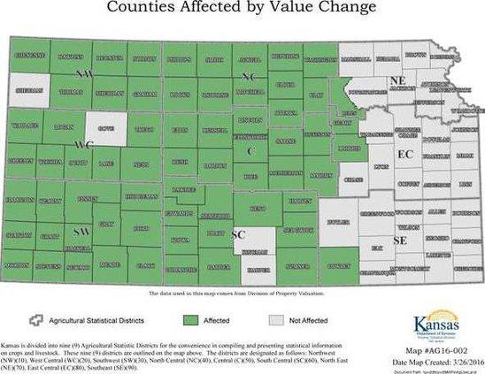 agri County Ag ValueChange 2016