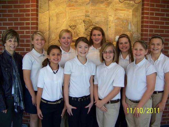 edu slt holy family honor choir