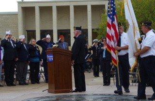 Am Legion Eisenhower pilgrimage chairman