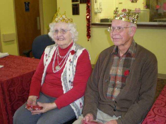 new slt senior center king queen