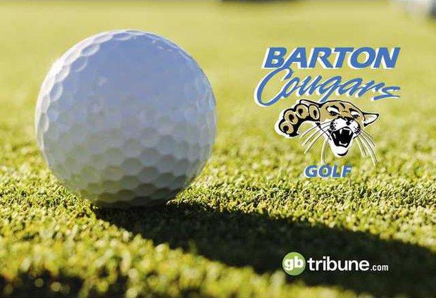 barton community college golf