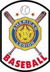 spt mm American Legion Baseball logo