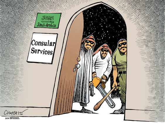 Murder at the Consulate