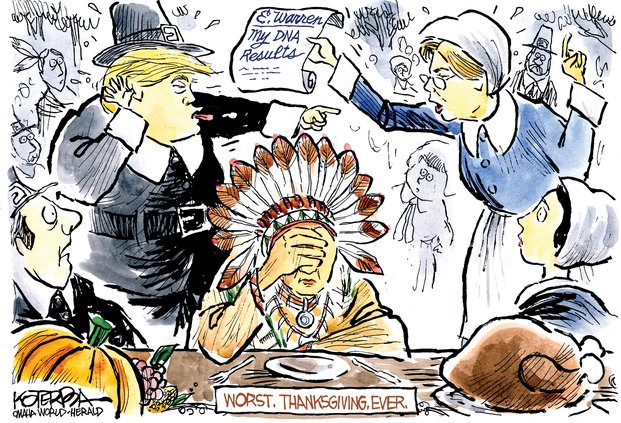 Worst Thanksgiving ever