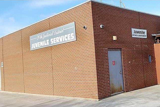 Juvenile justice  services building web