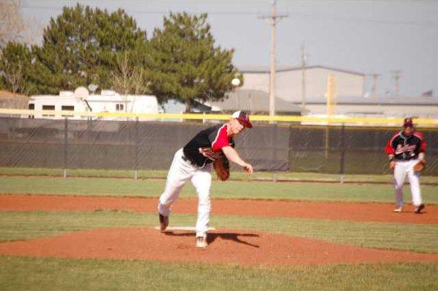 spt kp GBHS baseball Beck