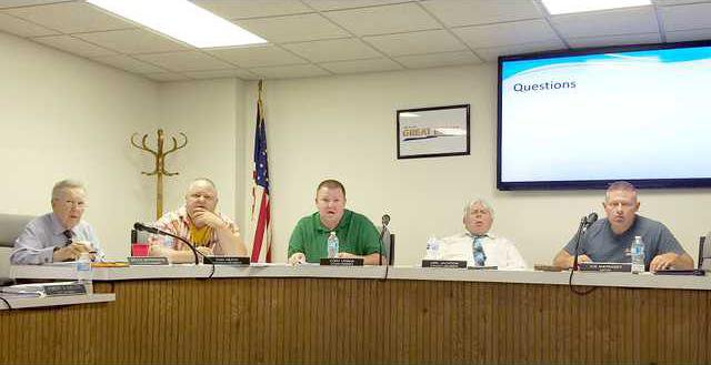 new deh city council budget presentation pic