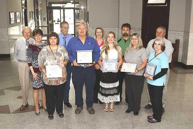 new deh county commission awardees pic