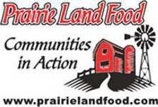 new deh prairie land food logo
