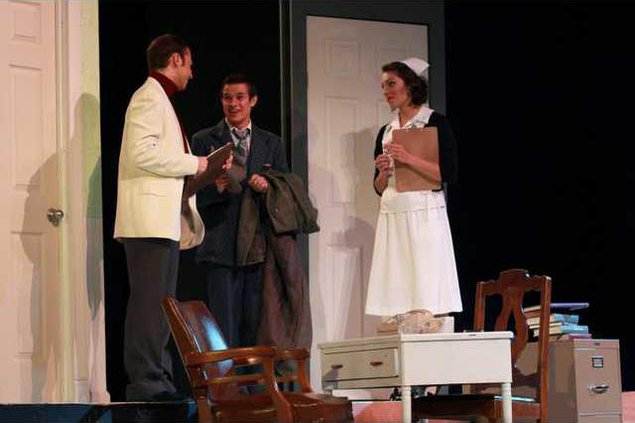 new deh sterling college play pic