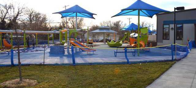 new re playground