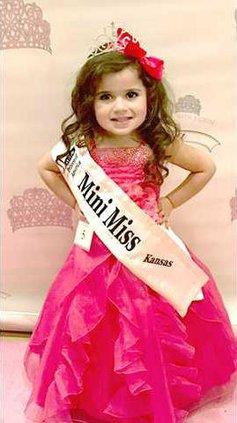 new slt mini miss Kansas