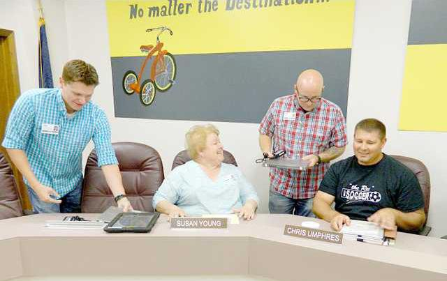 new slt school board