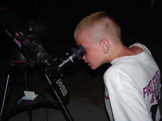 new slt stargazing