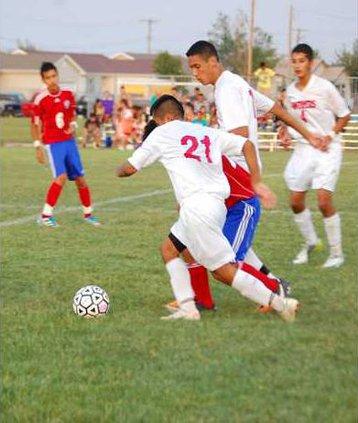 spt kp GBHS b soccer Mijares