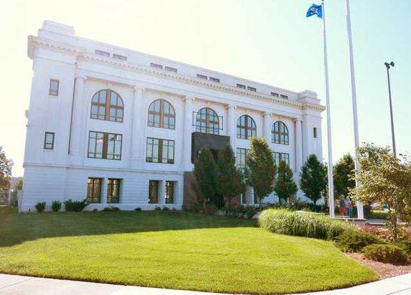 Courthouse-Barton