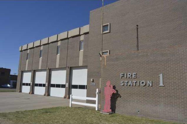 GB fire station 1