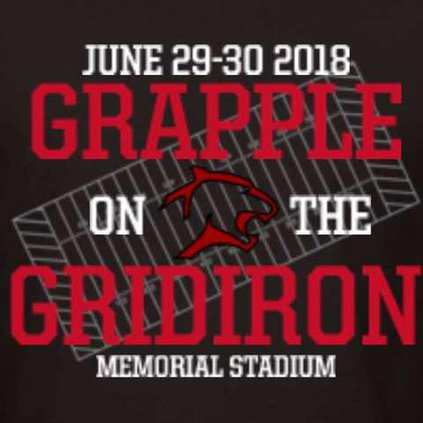 Grapple on the Gridiron 2018