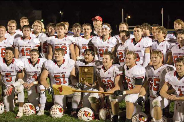 HHS trophy