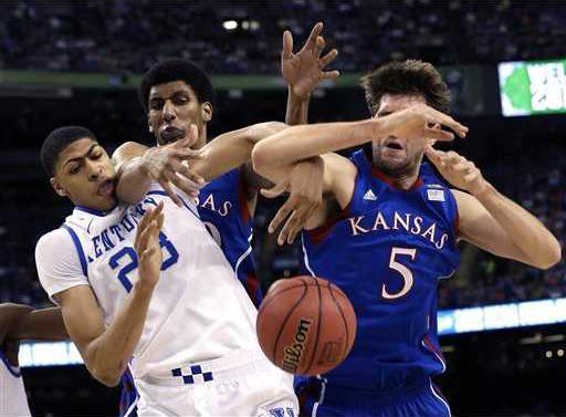 Kentucky banged around