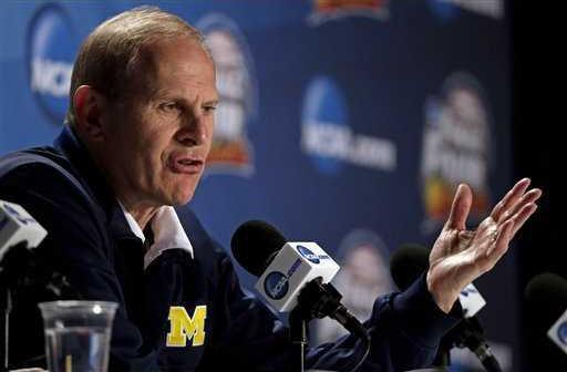 Michigan coach