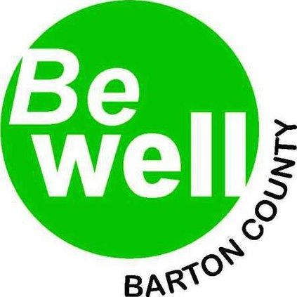 be well barton county logo