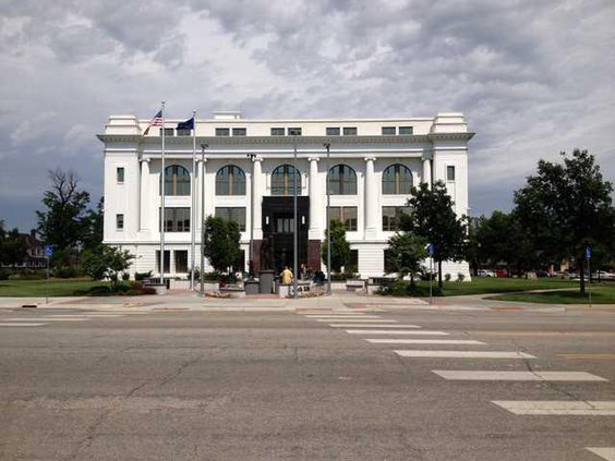 courthouse today