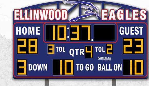 ell kl scoreboard