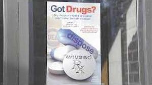new Deh drug take back art