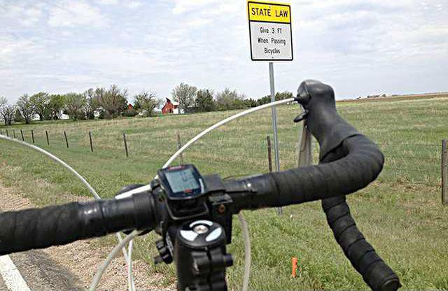 new deh county  commission bike proclamation pic web