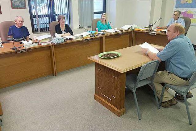 new deh county commission homer kruckenberg pic web
