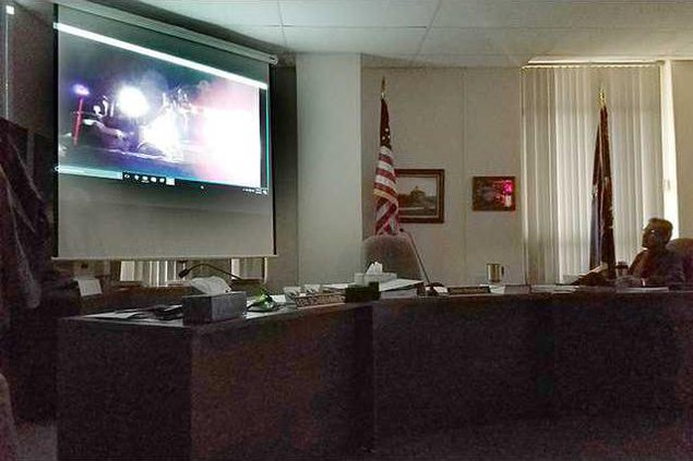 new deh county commission snow video pic web
