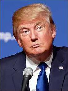 new deh election pole trump pic