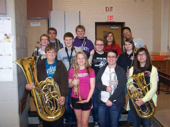 new deh gbhs band regionals 5102