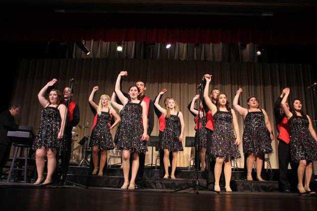 new slt INSIDE music program hilltop singers