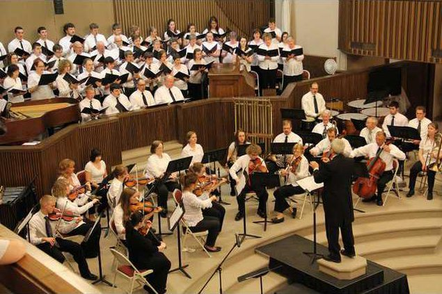 new slt choir