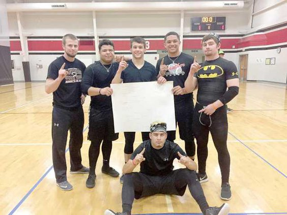 new slt dodgeball-winners