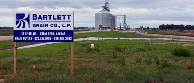new slt grain Bartlett