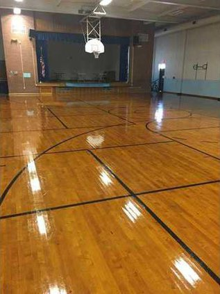 new slt projects gym floors