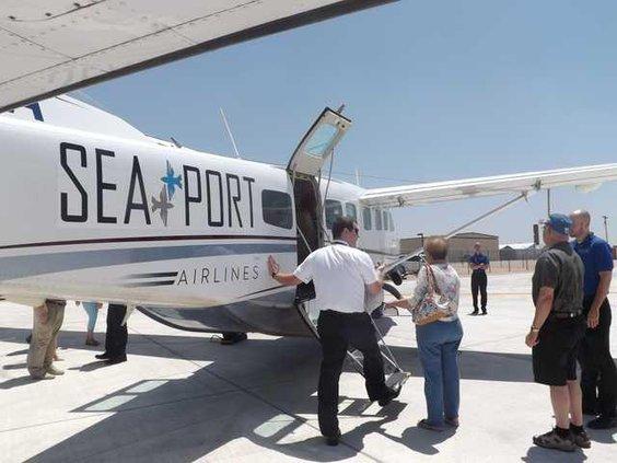 new slt seaport