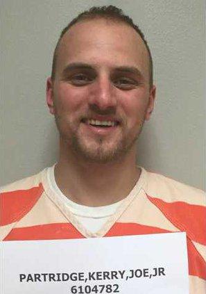 new slt sentencing Partridge-prison