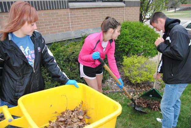 new slt st rose volunteers